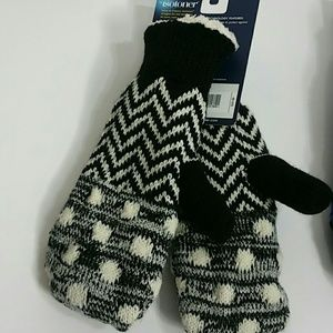 by isotoner Accessories - By isotoner bundle of two one size Sherpa lined